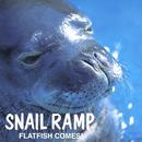 FLATFISH COMES!/SNAIL RAMP