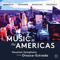 アメリカの音楽/アンドレス・オロスコ=エストラーダ(指揮) ヒューストン交響楽団
