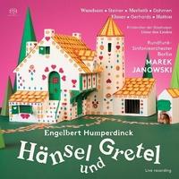 フンパーディンク:歌劇「ヘンゼルとグレーテル」/マレク・ヤノフスキ(指揮) ベルリン放送交響楽団