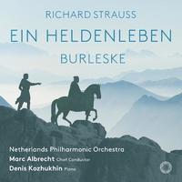 リヒャルト・シュトラウス:交響詩:「英雄の生涯」 作品40/マルク・アルブレヒト(指揮) オランダ・フィルハーモニー管弦楽団