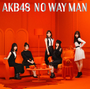 NO WAY MAN Type A/AKB48