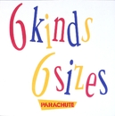 6 kinds 6 sizes/Parachute