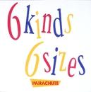 6 kinds 6 sizes/PARACHUTE