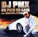 NO PAIN NO GAIN feat. MACCHO & ZEEBRA/DJ PMX