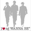 I LOVE sg WANNA BE+(通常盤)/sg WANNA BE+