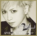 APOLLON / starting over 初回盤[タクミ Ver.]/ν[NEU]
