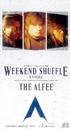 WEEKEND SHUFFLE/The Alfee