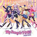TVアニメ「SHOW BY ROCK!!#」ED主題歌「My Song is YOU !!」/プラズマジカ(CV:稲川英里、上坂すみれ、沼倉愛美、佐倉綾音)