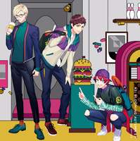 A3! Blooming AUTUMN EP/VARIOUS ARTISTS