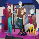 A3! Blooming WINTER EP/VARIOUS ARTISTS
