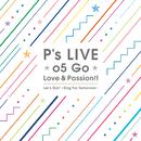Let's Go!! ~Sing For Tomorrow~ 1コーラスVer-/竹達彩奈、三森すずこ、内田真礼、MICHI