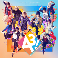 「MANKAI STAGE『A3!』~AUTUMN & WINTER 2019~」MUSIC Collection/VARIOUS ARTISTS