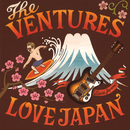 THE VENTURES LOVE JAPAN/The Ventures