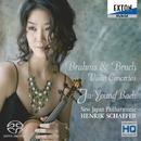 ブラームス & ブルッフ: ヴァイオリン協奏曲/新日本フィルハーモニー交響楽団