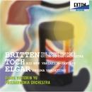 ブリテン :青少年のための管弦楽入門/トッホ :ビッグ・ベン変奏曲/エルガー :エニグマ変奏曲/ジョン・ヴィクトリン・ユウ & フィルハーモニア管弦楽団