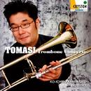 トマジ:トロンボーン協奏曲/山本浩一郎 & 三輪郁