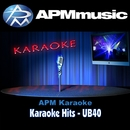 Karaoke Hits - UB40/Karaoke Tribute