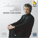 シューマン : 交響的練習曲/幻想曲/アラベスク/セルゲイ・エデルマン