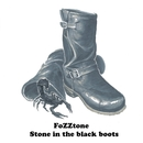 Stone in the black boots(live ver.)/FoZZtone