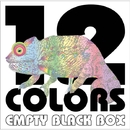 12 Colors/Empty Black Box