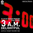 3 A.M. Delightful(Sota S. Fidget Rockin' Mix)/DJ 19&Thomas Penton