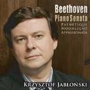 ベートーヴェン ピアノ・ソナタ「悲愴」「月光」「熱情」/クシシュトフ・ヤブウォンスキ