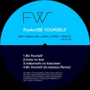 BE YOURSELF/Pyokn