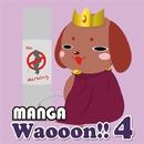 MANGA Waooon!! 4/MANGA PROJECT