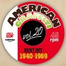 懐かしのアメリカングラフティーベストヒット40's~69's VOL20/The Starlite Orchestra & Singers