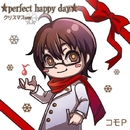 perfect happy day/コモP