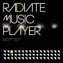 Licence/RADIATE MUSIC PLAYER