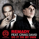 DO IT ON MY OWN/REMADY