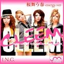 桜舞う春-energy.ver-/I.N.G./CLEEM