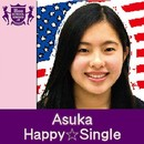 Happy☆Single(HIGHSCHOOLSINGER.JP)/Asuka