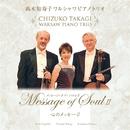 メッセージ・オブ・ソウル II ~心のメッセージ~/高木知寿子 ワルシャワピアノトリオ