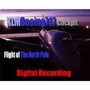 KLMボーイング747コックピット 北極圏飛行/航空サウンド 武田一男プロデュース作品