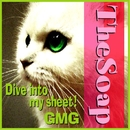 Dive in to my sheet ! GMG/The Soap