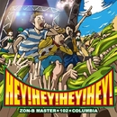 HEY!HEY!HEY!HEY!/ZON-B MASTER×102×COLUMBIA