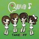 Run♪<初回限定盤Type-A>/TAKE OFF