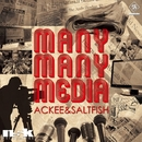 Many Many MEDIA -Single/ACKEE & SALTFISH