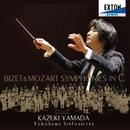 ビゼー&モーツァルト 2つのハ長調交響曲/山田和樹&横浜シンフォニエッタ