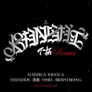 Kansaiiii 下拓 Remix -Single/GAZZILA, JAGGLA, HIDADDY, 遊戯, ISSEI & ARMSTRONG