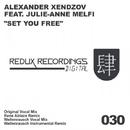Set You Free (Original Radio Mix)/Alexander Xendzov feat. Julie-Anne Melfi