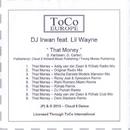 That Money/DJ Irwan feat. Lil Wayne