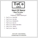Free To Love/Heart Of Space