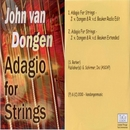 Adagio For Strings/John van Dongen
