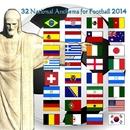 32国歌for・フットボール2014/The Starlite Orchestra & Singers