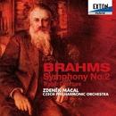 ブラームス:交響曲 第2番,悲劇的序曲/ズデニェク・マーツァル/チェコ・フィルハーモニー管弦楽団