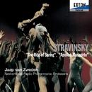 ストラヴィンスキー:春の祭典,ミューズの神を率いるアポロ/ヤープ・ヴァン・ズヴェーデン/オランダ放送フィルハーモニー管弦楽団