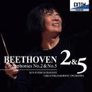 ベートーヴェン:交響曲第2番&第5番/小林研一郎/チェコ・フィルハーモニー管弦楽団